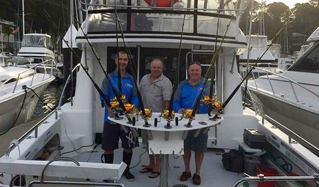 Off The Map Charters Special Event Fishing Charter Image
